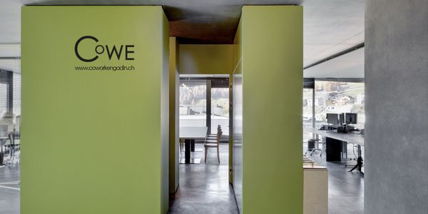 Coworking-Space Engadin (CoWE)